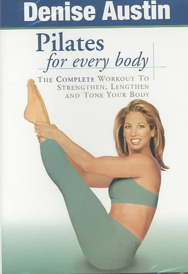 PILATES FOR EVERY BODY BY AUSTIN,DENISE (DVD)